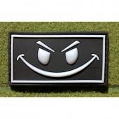 JTG EVIL SMILEY PATCH SWAT 3D RUBBER