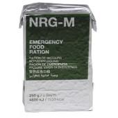 MFH RAÇÕES DE EMERGÊNCIA, NRG-M, 250 G, (4 BARRAS)