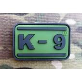 JTG K-9 PATCH