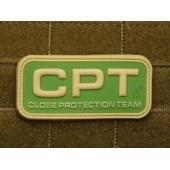 JTG - CPT - CLOSE PROTECTION TEAM MULTICAM PATCH 3D RUBBER