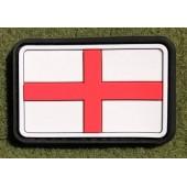 JTG - PATCH ENGLAND FLAG ( ST.GEORGE) FULLCOLOR