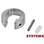 SYSTEMA HOP UP ADJUSTER, ROLLER PACKING, FIT-PIN FOR ROLLER PACKING FOR PTW