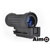 AIM-O ELCAN 4X30 BLACK