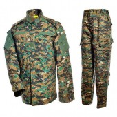 DRAGONPRO ACU UNIFORM WOODLAND DIGITAL