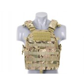 8FIELDS ULTIMATE OPERATOR PLATE CARRIER W/ DUMMY SAPI PLATES - MULTICAM