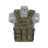 8FIELDS FIRST DEFENSE PLATE CARRIER MULTICAM TROPIC