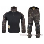 EMERSON UNIFORME MULTICAM BLACK GEN 2