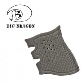 BIGDRAGON GLOCK RUBBER GRIP OD