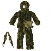 FOSCO GILLIE SUIT SPECIAL FORCES WOODLAND
