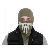 EMERSON GHOST-SKULL BALACLAVA/MASK - OLIVE
