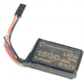 COMBATE VIRTUAL BATTERY 1500MAH LiPO 7.4V 20C STICK (PEQ/AN-15)