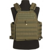 MILTEC COLETE TACTICO PLATE CARRIER OD