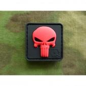 JTG PUNISHER PATCH BLACKMEDIC 3D RUBBER