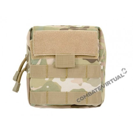 8FIELDS LARGE-CAPACITY GP ADMIN POUCH - MULTICAM