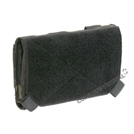 8FIELDS SMALL ADMIN POUCH - MULTICAM BLACK