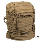 MILTEC USMC COYOTE BACKPACK WITHOUT FRAME USED