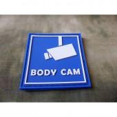 JTG BODY CAM PATCH FULLCOLOR 3D RUBBER