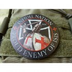 JTG INFIDEL NATION PATCH FULLCOLOR