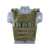 8FIELDS JUMP PLATE CARRIER CUMMERBUND MULTICAM TROPIC