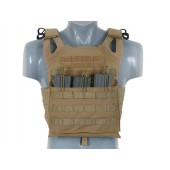 8FIELDS JUMP PLATE CARRIER CUMMERBUND TAN