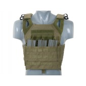 8FIELDS JUMP PLATE CARRIER CUMMERBUND OD