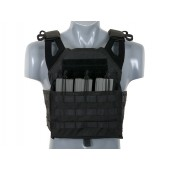 8FIELDS JUMP PLATE CARRIER CUMMERBUND BLACK