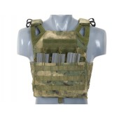 8FIELDS FIRST RESPONDER PLATE CARRIER WITH DUMMY SAPI PLATES - ATAK-FG