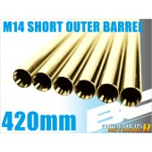 PROMETHEUS BRIGHT BARREL M14 SHORT 6.05MM (420MM)