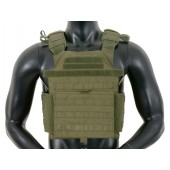 8FIELDS ASSAULT PLATE CARRIER CUMMERBUND - OLIVE