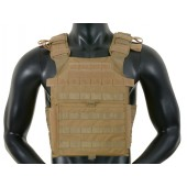 8FIELDS ASSAULT PLATE CARRIER CUMMERBUND - COYOTE