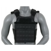 8FIELDS ASSAULT PLATE CARRIER CUMMERBUND - BLACK