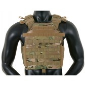 8FIELDS ASSAULT PLATE CARRIER CUMMERBUND - MULTICAM