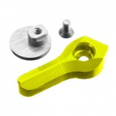 RETRO ARMS CNC FIRE SELECTOR M4 - C YELLOW