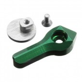 RETRO ARMS CNC FIRE SELECTOR M4 - GREEN
