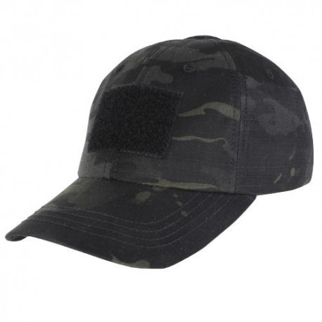 790d6a657ec CONDOR TACTICAL CAP MULTICAM BLACK - Combate Virtual ...