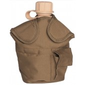 MILTEC CANTIL US-STYLE CANTEEN POUCH MOLLE COYOTE