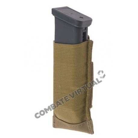 GFC SPEED POUCH FOR SINGLE PISTOL MAGAZINE TAN