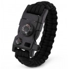 ACM BRACELETE PARACORD GEN. 2 - BLACK