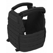 WARRIOR DCS SPECIAL FORCES PLATE CARRIER BASE (MEDIUM) - BLACK