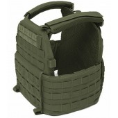 WARRIOR DCS SPECIAL FORCES PLATE CARRIER BASE (MEDIUM) - OLIVE DRAB