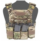 WARRIOR RECON PLATE CARRIER WITH PATHFINDER CHEST RIG COMBO (MEDIUM) - MULTICAM