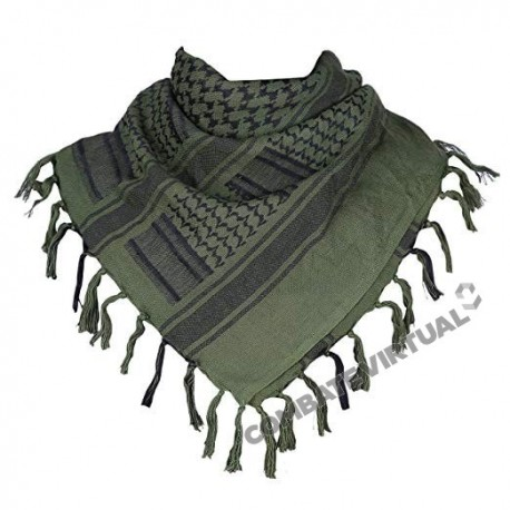 COMBATE VIRTUAL SHEMAGH - OLIVE DRAB/PRETO