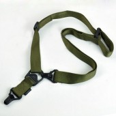 ELEMENT MS3 MULTI-MISSION SINGLE POINT/2 POINT SLING - OLIVE DRAB