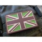 JTG UK FLAG PATCH - MULTICAM/3D RUBBER