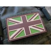 JTG UK FLAG PATCH - MULTICAM/3D RUBBER