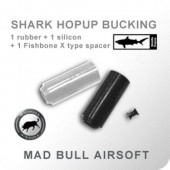 MADBULL BORRACHA DE HOP UP SHARK SILICONE 2 UND