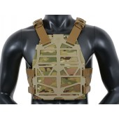 EMERSON FRAME PLATE CARRIER - MULTICAM/DARK EARTH