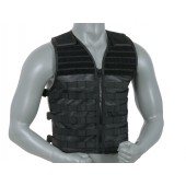 8FIELDS MESH VEST - BLACK