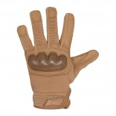 DRAGONPRO DP-GL001 TACTICAL KNUCKLE GUARD GLOVE - COYOTE