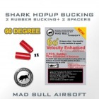 MADBULL BORRACHA DE HOP UP SHARK 60 DEGREE 2 UND